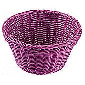 Westmark Saleen 18cm Round Multi Purpose Basket, Purple
