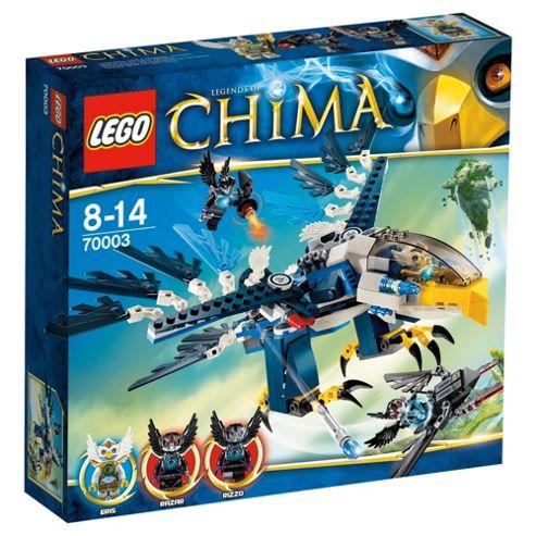 LEGO Legends of Chima Eris Eagle 70003