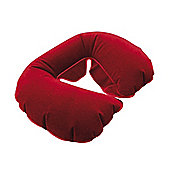 Globetrek Travel Neck Cushion, Red