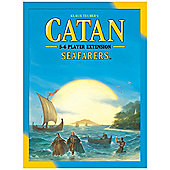 Mayfair Games Catan Expansion Seafarers 5 to 6 Player Extension Board Game