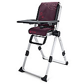 Concord Spin Highchair (Raspberry Pink)
