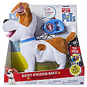 Secret Life Of Pets Real Walking Pet Max