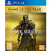 DARK SOULS III - The Fire Fades PS4