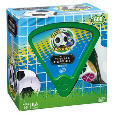 World Football Star Trivial Pursuit Game