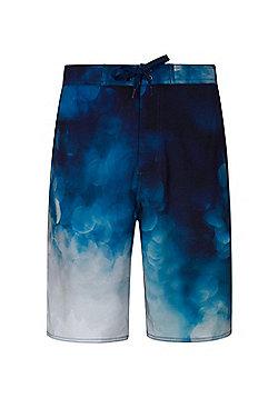 Mountain Warehouse Wave 4-Way-Stretch Mens Boardshorts - Blue