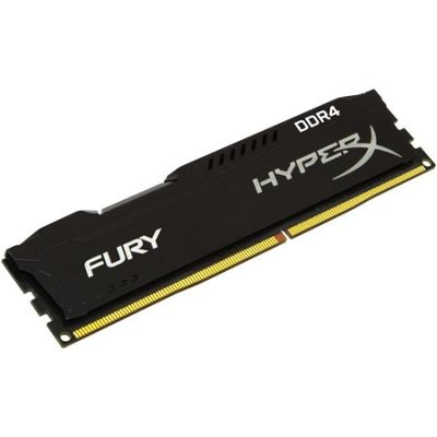 Kingston HyperX Fury RAM Module - 4 GB (1 x 4 GB) - DDR4 SDRAM