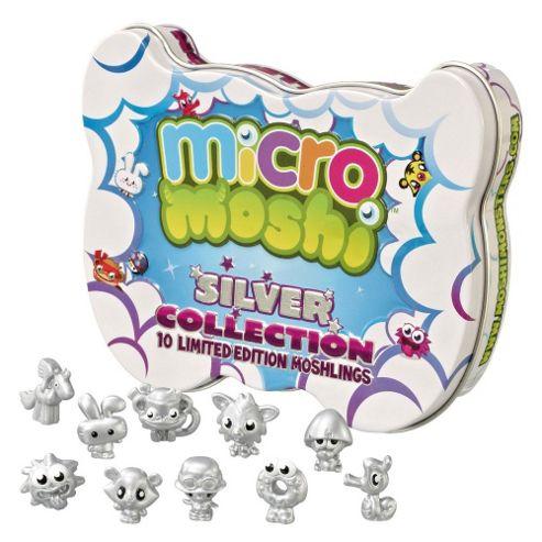 Moshi Monster Micro Silver Collector Tin - Edition 1