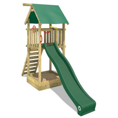 Wickey Smart Tower wooden climbing frame