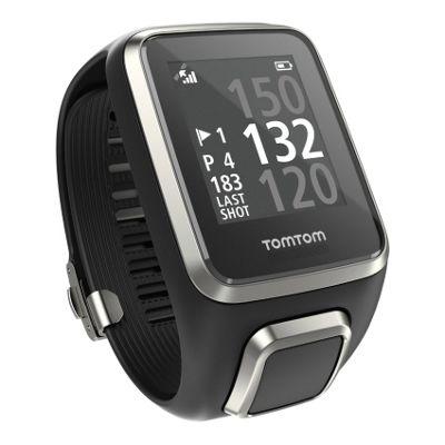 TomTom Golfer 2 Large GPS Watch - Black