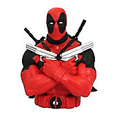 Marvel Bust Bank Deadpool Action Figures - Toys/Games