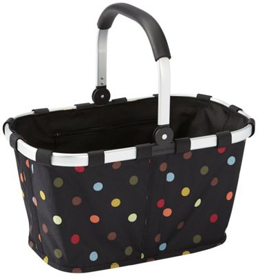 Reisenthel Foldable Carry Shopping Bag in Dots Design BK7009