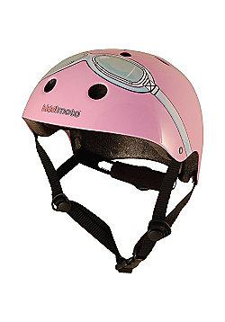 Kiddimoto Helmet Medium (Pink Goggle)