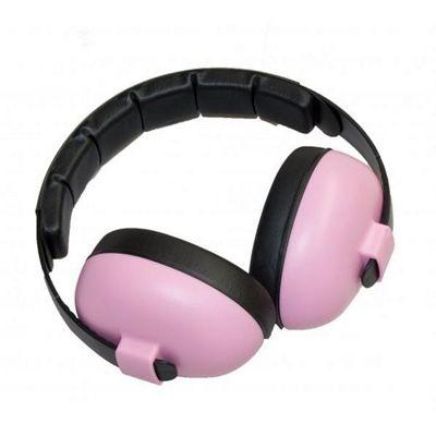 Banz Mini Ear Defenders Pink