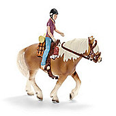 Schleich Pony Riding Set Camping 42093