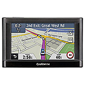 "Garmin nuvi 42LM Sat Nav, 4.3"" LCD Touch Screen, with UK/Ireland Maps & Lifetime Map Updates"