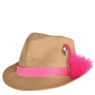 Flamingo Fedora