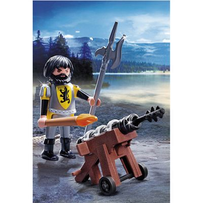 Playmobil - Lion Knight Cannon Guard 4870