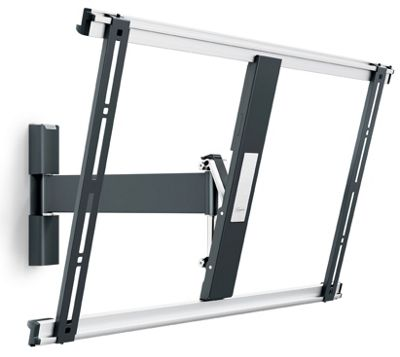 Vogel s THIN 525 ExtraThin Full-Motion Wall Bracket for 40 inch to 65 inch - Black