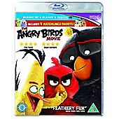 The Angry Birds Movie 3D-Blu-ray