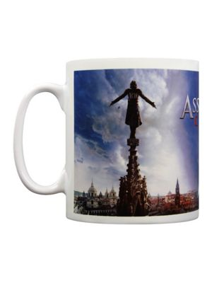 Assassin's Creed Movie Teaser Spire 10oz Ceramic Mug