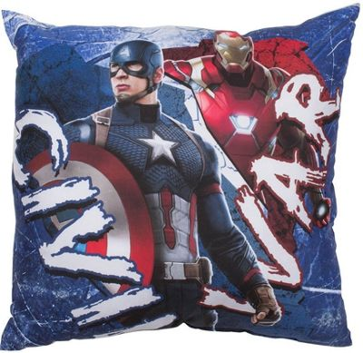 Captain America Civil War Cushion