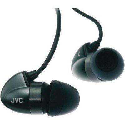JVC HA-FX300-B High Quality In Ear Headphones - Black