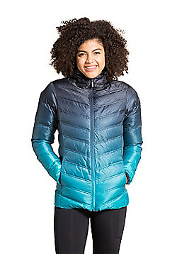 Zakti Down The Road Down Padded Jacket - Blue