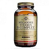 Solgar Megasorb Vitamin B-Complex Tablets 250