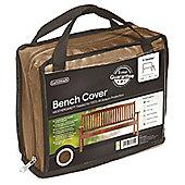 Gardman Premium Brown 4 Seater Bench Cover 1.8m (6ft)