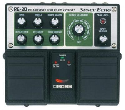 Boss RE 20 Space Echo