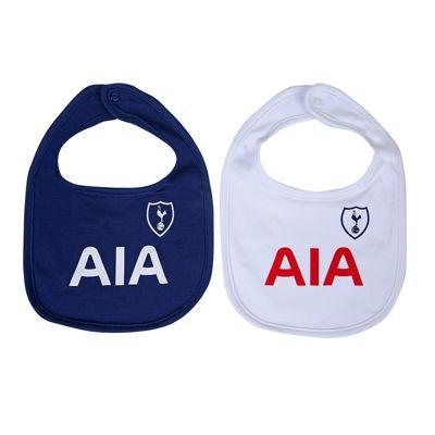 Tottenham Hotspur FC Baby Bibs 2 Pack
