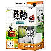 Chibi-Robo: Zip Lash + Chibi-Robo Amiibo - Nintendo3DS