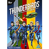 Thunderbirds Are Go Vol 2 DVD