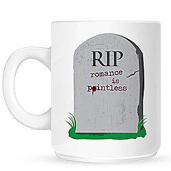 Romance Is Pointless 10oz Ceramic Mug