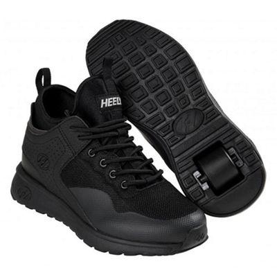 464308ed9e26 Heelys Piper Triple Black Kids Heely Shoe Adult 06