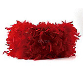 Arqus Feather Shade Red 410mm