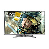 "Panasonic TX65EX750B 65"" 4K Ultra HD HDR Smart LED 3D TV Freeview Play"