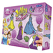 Disney Princess Jelly Stickers