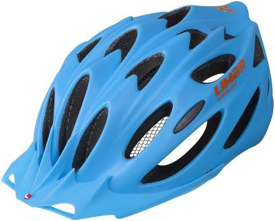 Limar 757MA Mountain Bike Helmet 57-61cm Blue/Orange