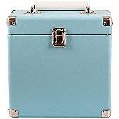 """GPO 7"""" Vinyl Storage Case (Blue)"""