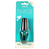 Pretty All In One Nail Treatment With Argan Oil 15ml