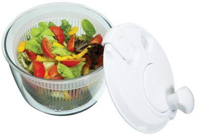 Kitchen Craft Mini Salad Spinner with Twist Action Handle