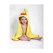 Zoocchini Baby Hooded Towels - Puddles the Duck