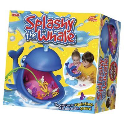 Splashy The Whale Game