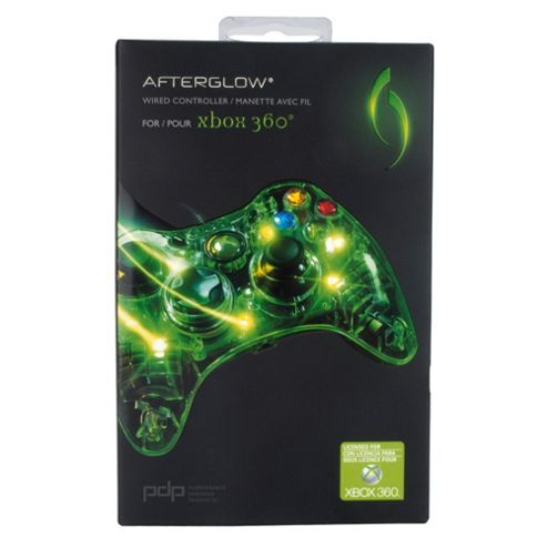 Afterglow Xbox 360 Controller - Wired