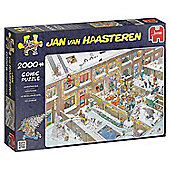 JvH - Christmas Eve - 2000pc Puzzle