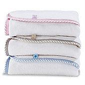 Izziwotnot Snuggle Towel (Blue)