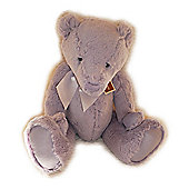 Charlie Bears My First Charlie Bear 38cm Lilac Plush Teddy Bear