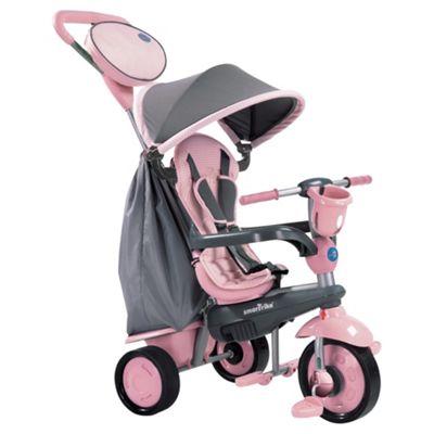 SmarTrike Swing 4-in-1 Smart Trike, Pink