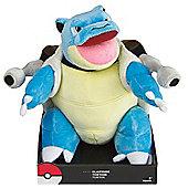 Pokemon Large Plush Blastoise Toy